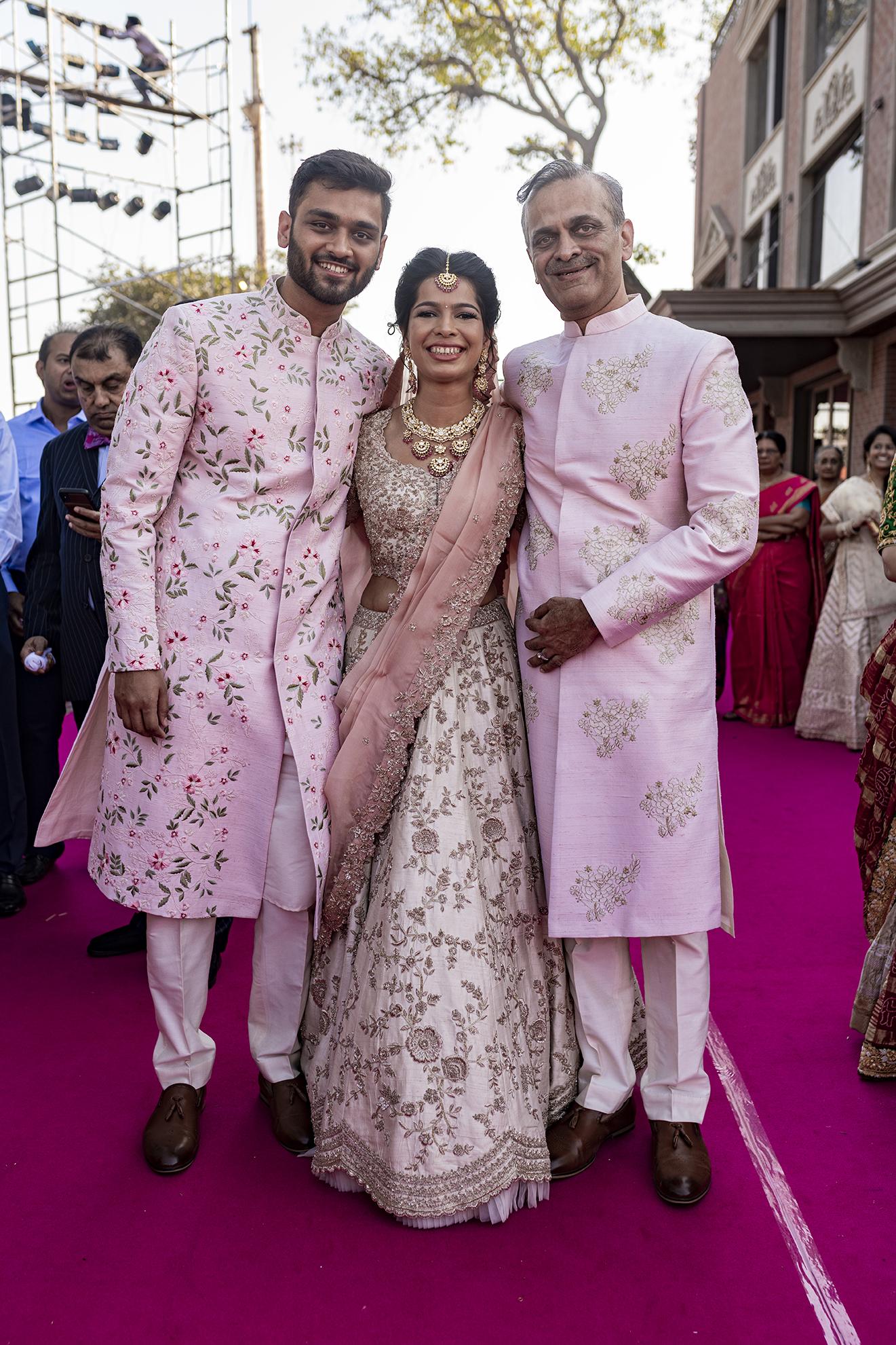 Juhi and Dishant wedding