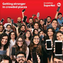 Vodafone on-ground activation.