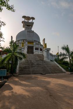 Dhauli Shanti Stupa