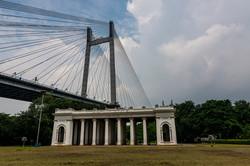 Princep monument, Kolkata