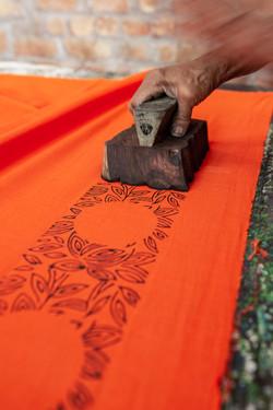 Block printing, Bikaner