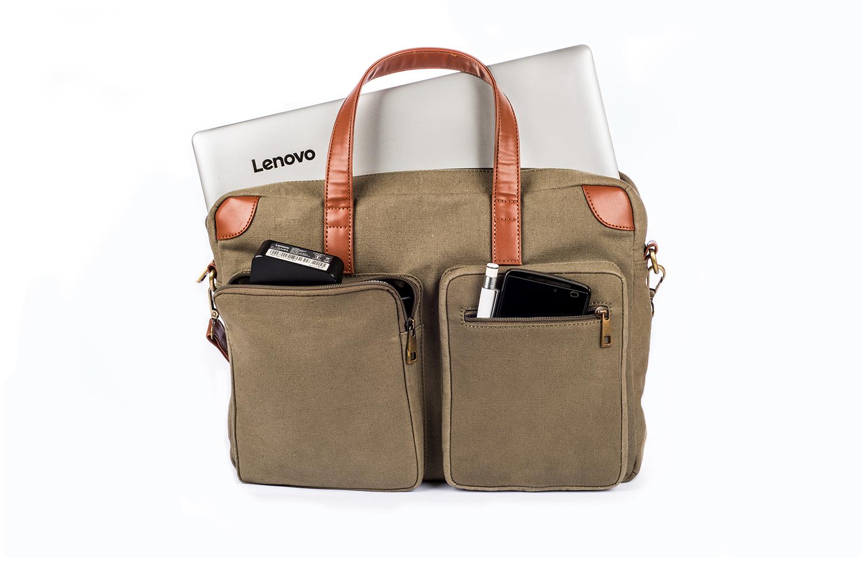 Lenovo bag front