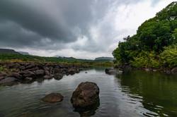 Scenic view at Akole