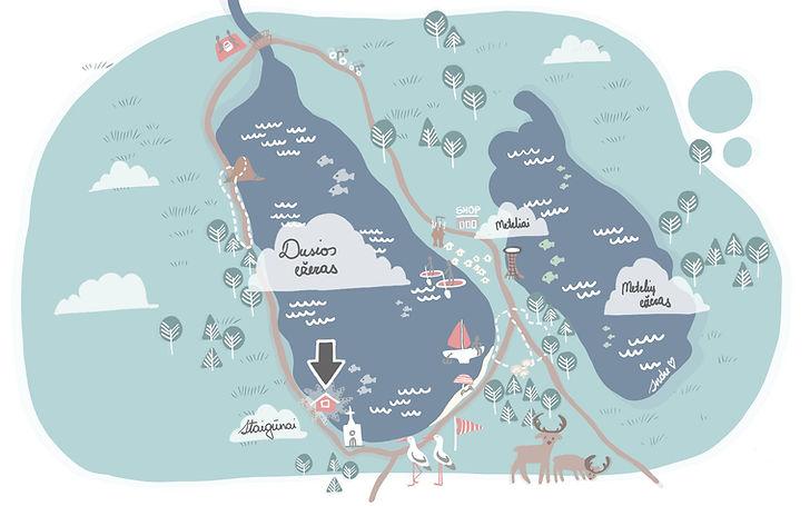 Namelis pir Dusios LT map.jpg