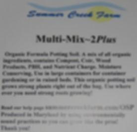Multi-Mix~2Plus