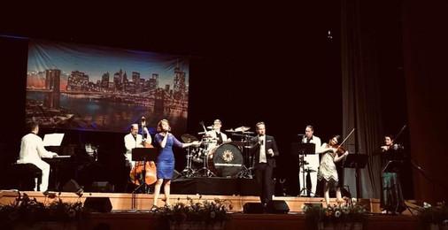 Neujahrskonzert Olpe 2019 Salonorchester Weimar