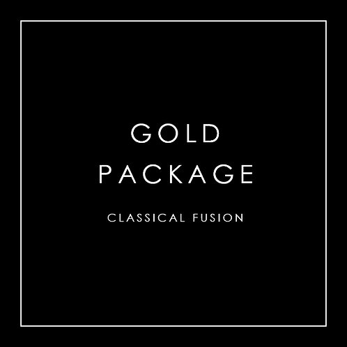 Gold Package - Classical Fusion