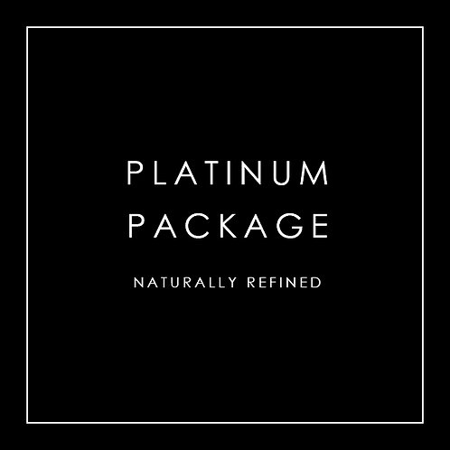 Platinum Package -Naturally Refined