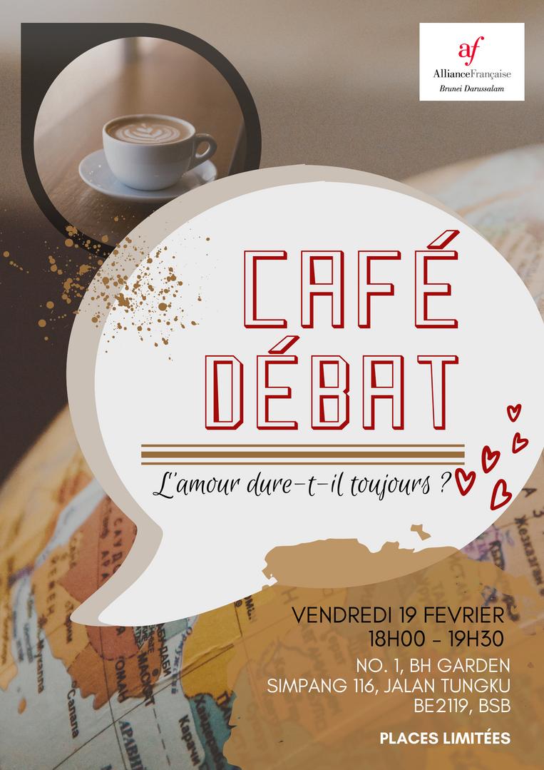 Cafe Débat 19.02.21