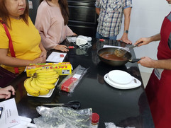Cooking Class - Banoffee Pie