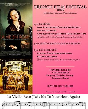 French Film Festival 2019
