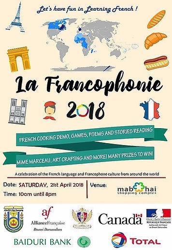 Francophonie 2018