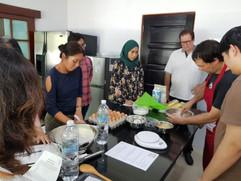 Cooking Class - Choux Craquelin