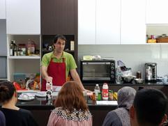 Cooking Class - Boursin