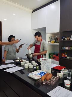 Cooking Class - Spinah Soufflé