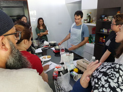 Cooking Class 19 March