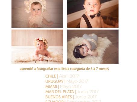Dreams Kids | Workshop de 3 a 7 meses | Maria Barrenechea