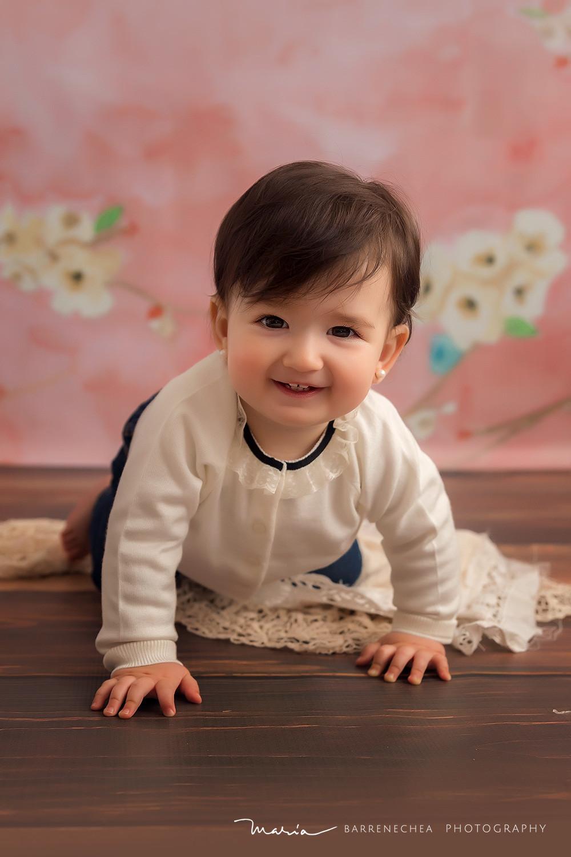 Maria Barrenechea Sesión baby