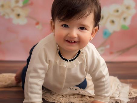 Sesión Baby de Isa | Maria Barrenechea