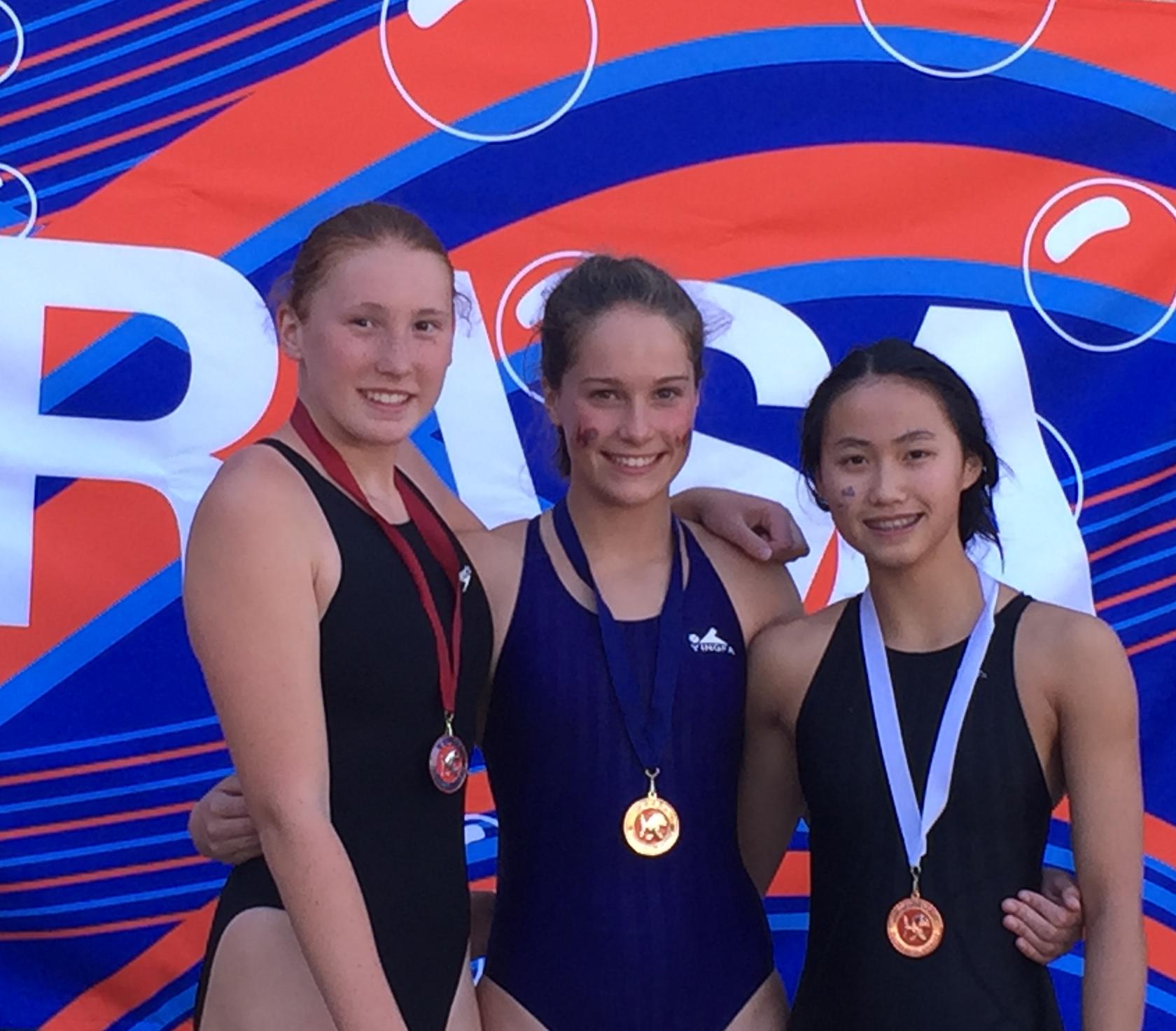 podium & medals