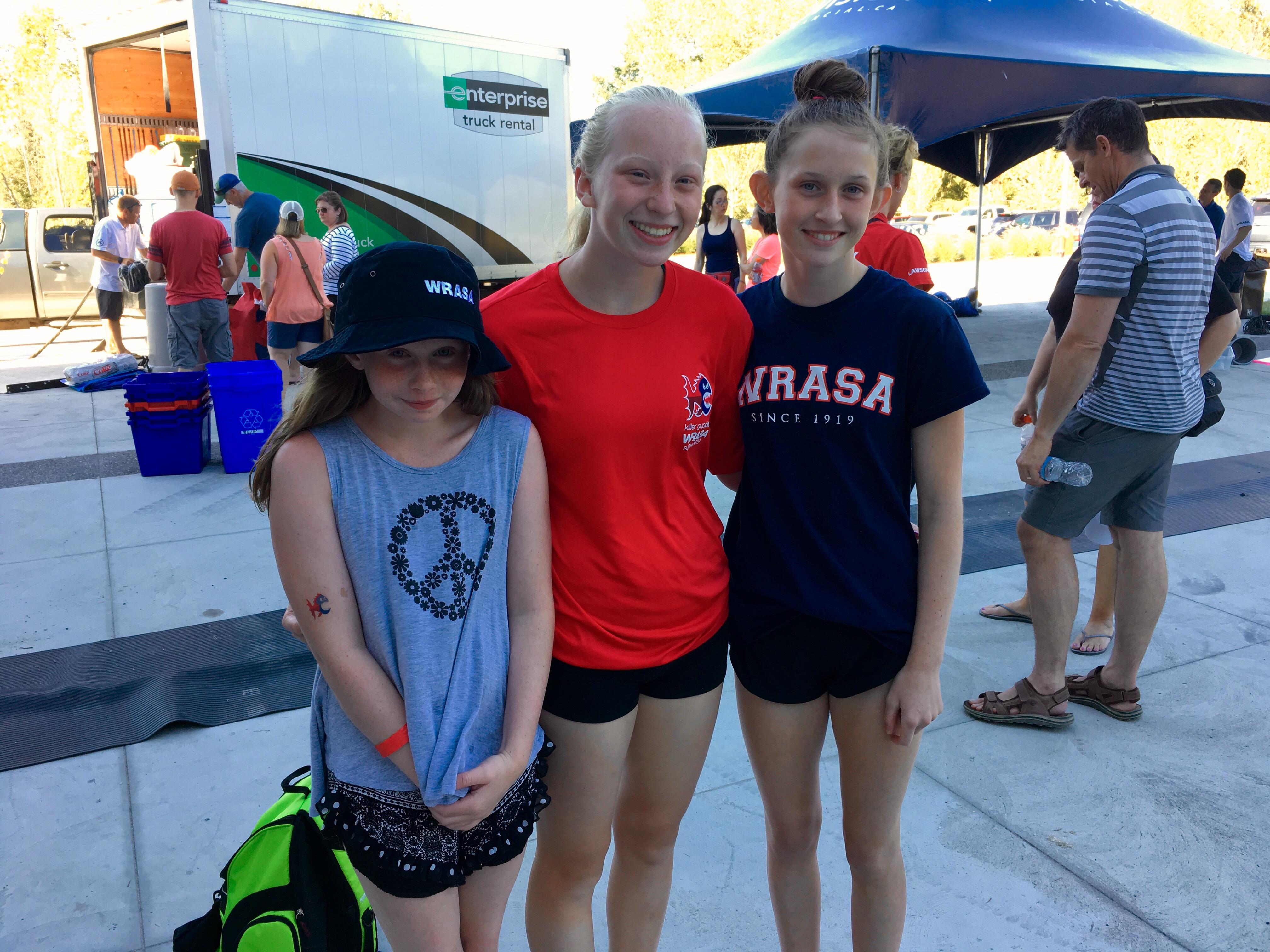 WRASA Swimmer 6