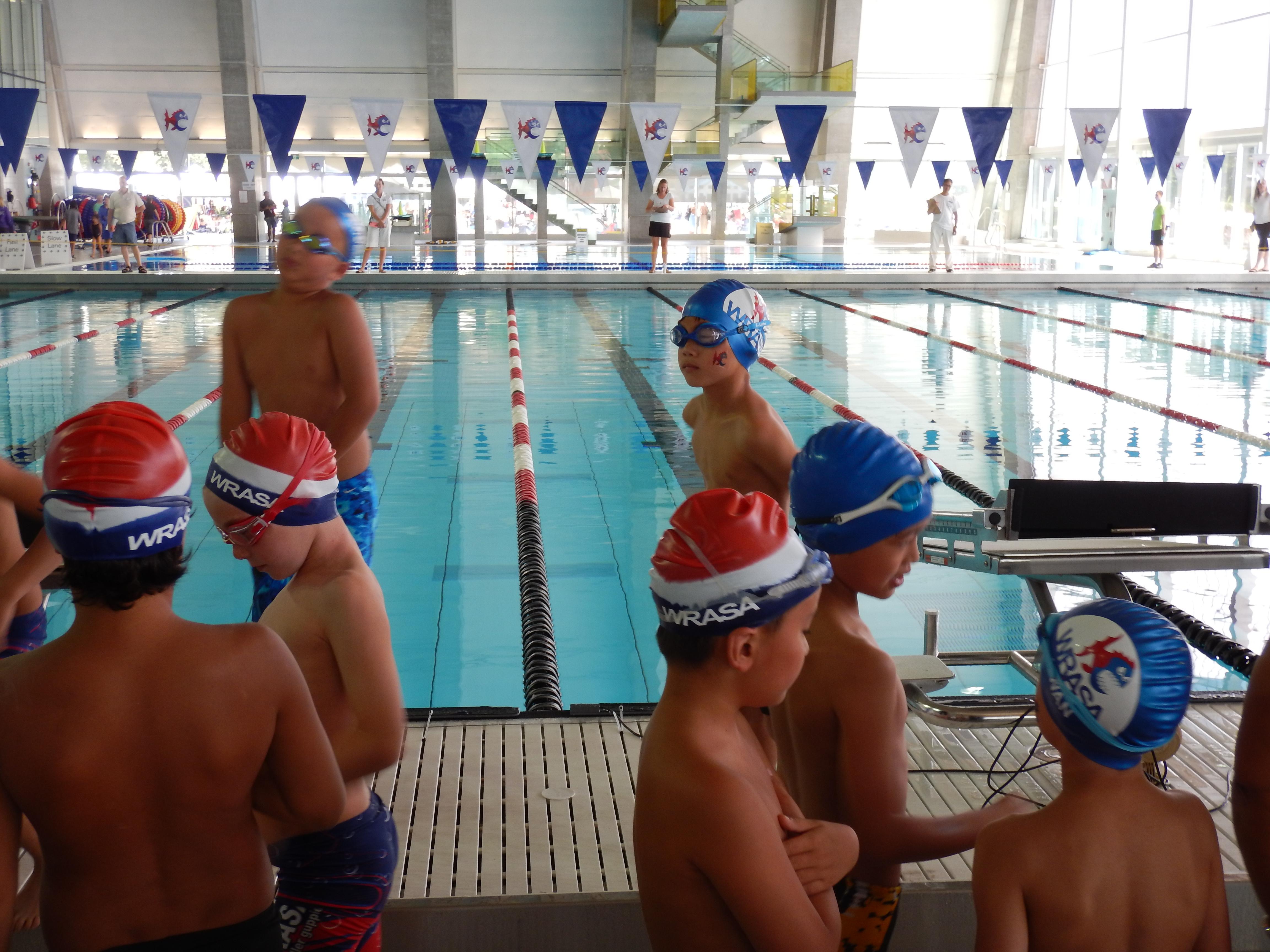 ten lane pool