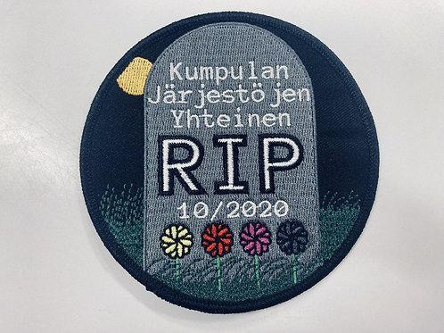 RIP KJYR -badge