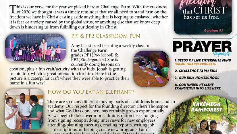 Hoenig February/March Newsletter