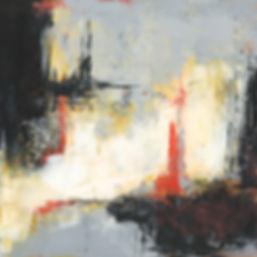 Diane Lewis Red Black Gray # 5 size 12 X