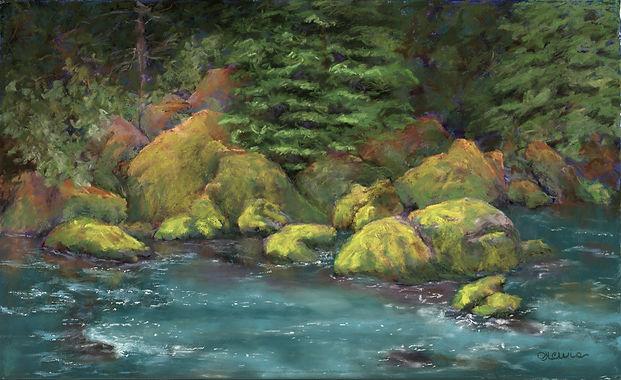 Diane River Rocks 16 3-8 X 10.jpg