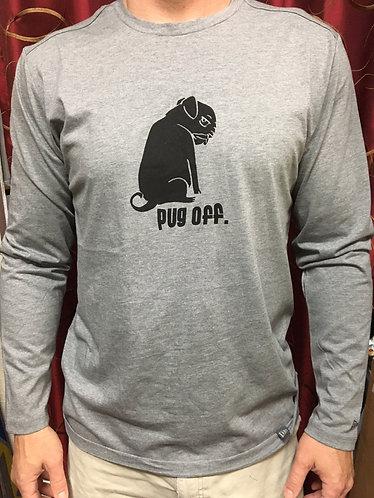 Men's Pug Off Long Sleeve