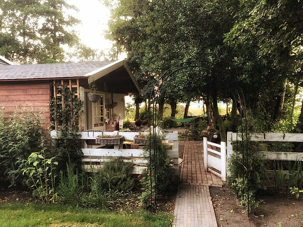 Our little Tiny House in Drenthe