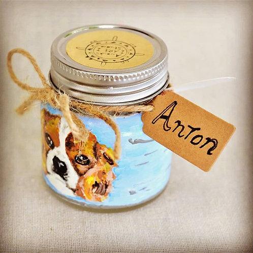 Custom madeSoy Wax candles