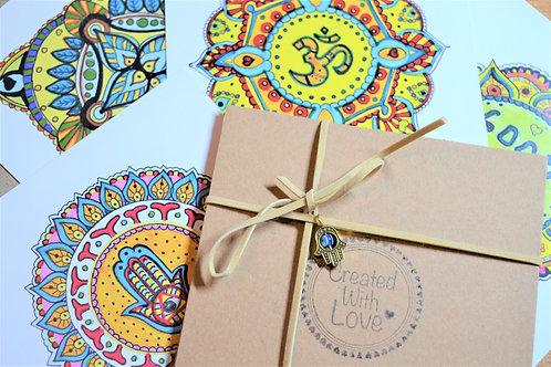 Inspirational Gift Card set