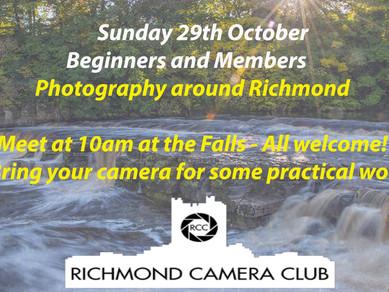 Photo Walk-about round Richmond