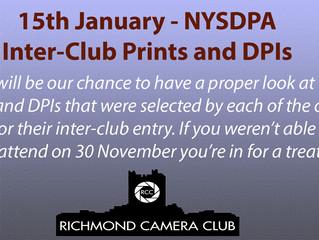NYSDPA Inter-Club Prints and DPIs