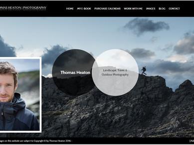 "20th September - ""The New Landscape Photographer"" - Thomas Heaton"