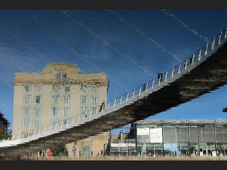 Nov 2 Newcastle Quayside Reflection - Co
