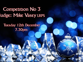 12th December - Competition 3