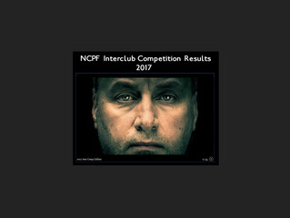 26th Sep - NCPF Interclub Competition Results 2017