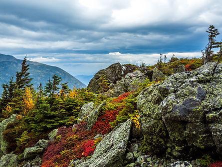 Early Morning Mt Washington - Ian Bowden
