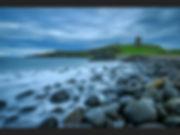 90 High Tide at Dunstanburgh - Copy.JPG