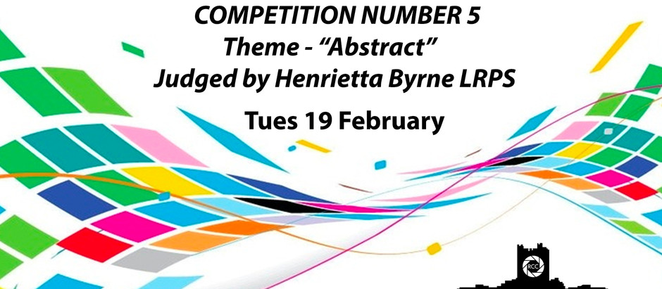 Abstract Themed Competition