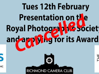 RPS Awards Presentation
