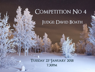23rd January - Competition No 4