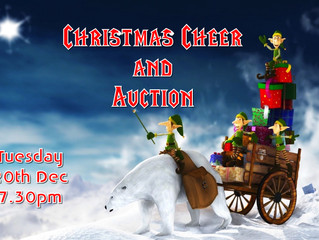 Christmas Cheer and Auction