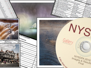 17 Jan - NYSDPA Inter Club Print Presentation