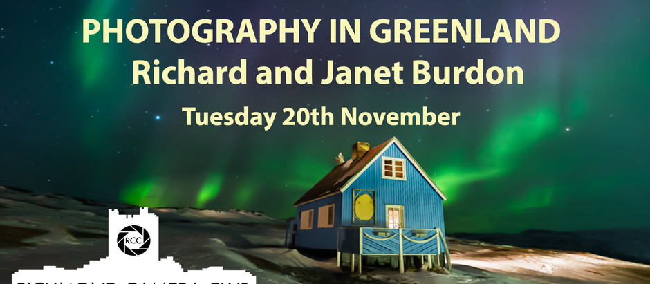 We should see some great shots of Greenland on 20th November!