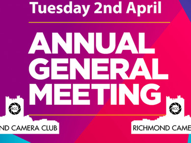 The AGM - Have your say!
