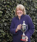 Sue White was winner of the Annual DPI competition in Club Class